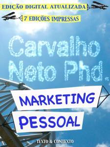 Marketind Pessoal, edição digital na Amazon brasileira
